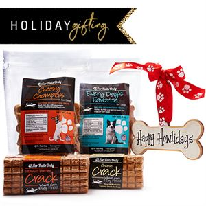 Picture of Pawfect Treat Stocking Stuffer Bundle